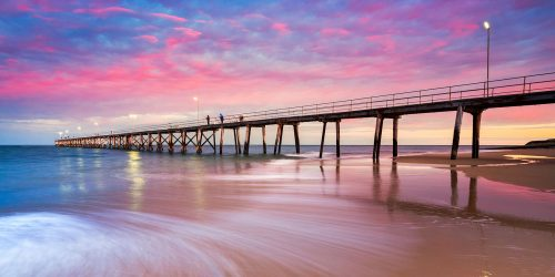Port Noarlunga Jetty Jigsaw Puzzle