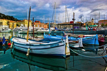 Port of Nice Jigsaw Puzzle