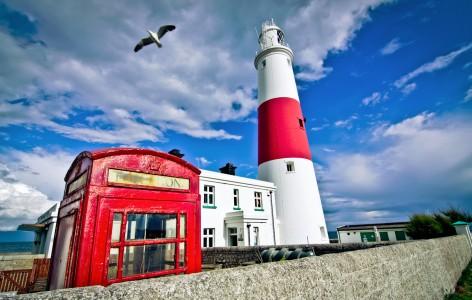 Portland Bill Lighthouse Jigsaw Puzzle