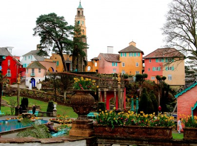Portmeirion Colors Jigsaw Puzzle