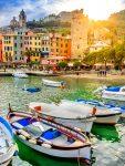 Portovenere Boats Jigsaw Puzzle