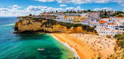 Portugal Beach Jigsaw Puzzle