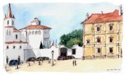 Portugal Watercolor