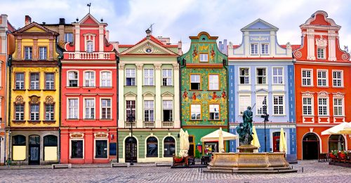 Poznan Square Jigsaw Puzzle