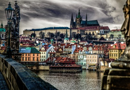 Prague Jigsaw Puzzle