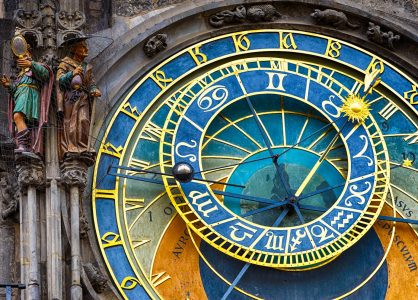 Prague Clock Jigsaw Puzzle