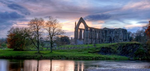 Priory Ruins Jigsaw Puzzle