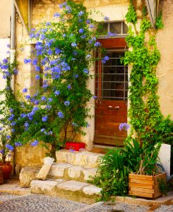 Provence Doorway Jigsaw Puzzle