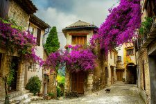 Provence Streets