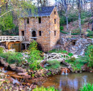 Pugh Park Mill Jigsaw Puzzle