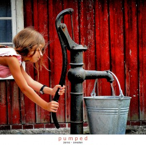 Pumping Water Jigsaw Puzzle