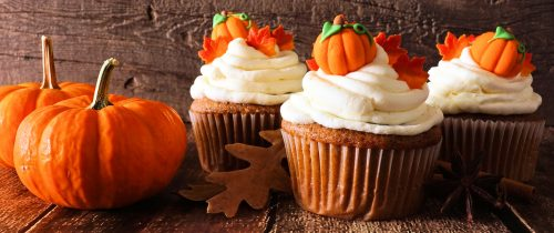 Pumpkin cupcakes Jigsaw Puzzle