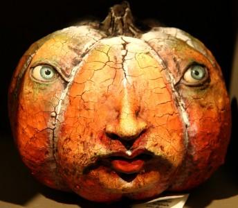 Pumpkin Face Jigsaw Puzzle