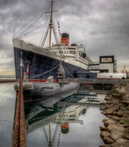 Queen Mary Jigsaw Puzzle