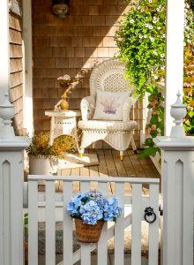 Quiet Porch Jigsaw Puzzle