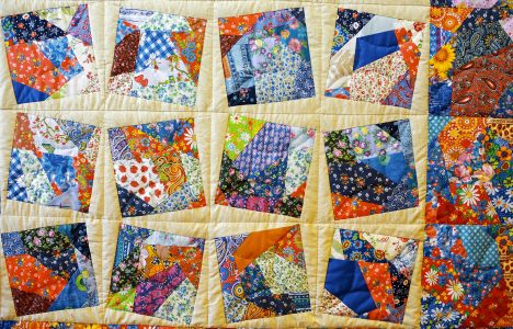 Quilt Jigsaw Puzzle