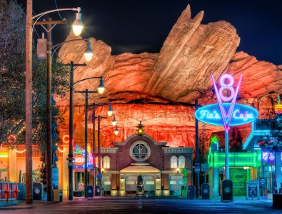 Radiator Springs Jigsaw Puzzle