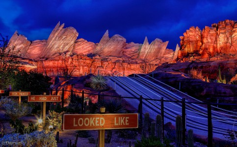 Radiator Springs Racers Jigsaw Puzzle