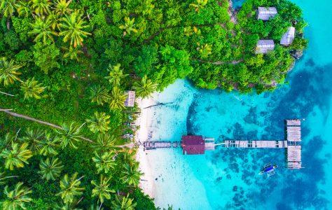 Raja Ampat Isle Jigsaw Puzzle