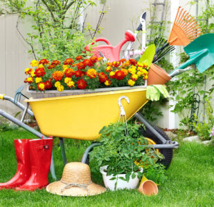 Ready for Gardening Jigsaw Puzzle