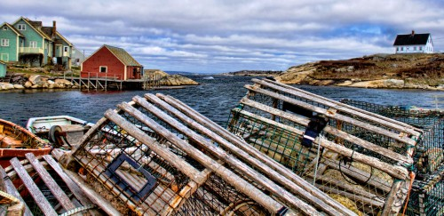 Ready Lobster Traps Jigsaw Puzzle