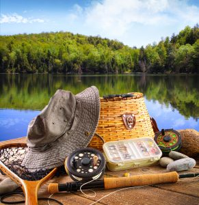 Ready to Fish Jigsaw Puzzle