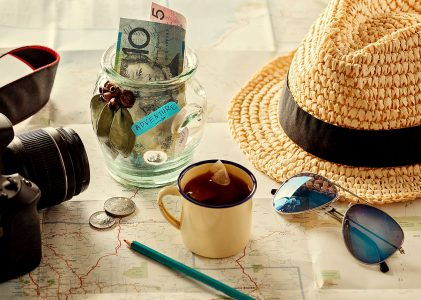 Ready to Travel Jigsaw Puzzle