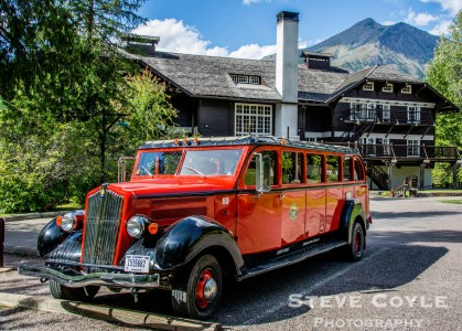 Red Bus Jigsaw Puzzle