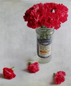 Red Carnations Jigsaw Puzzle