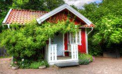 Red Garden Cottage