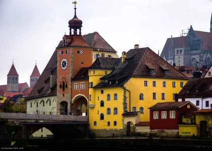 Regensburg Jigsaw Puzzle