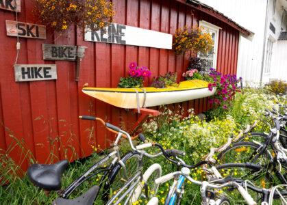 Reine Bikes Jigsaw Puzzle