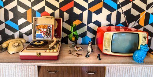 Retro Room Jigsaw Puzzle