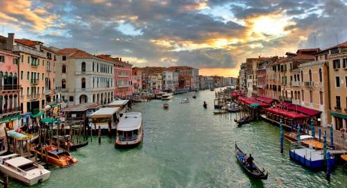 Rialto, Venice Jigsaw Puzzle