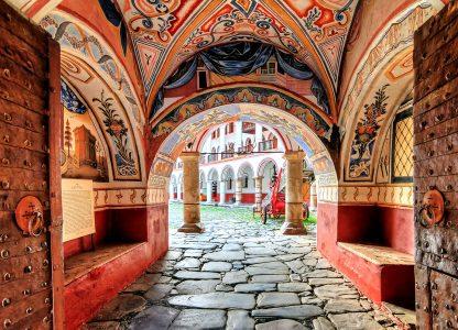 Rila Monastery Jigsaw Puzzle