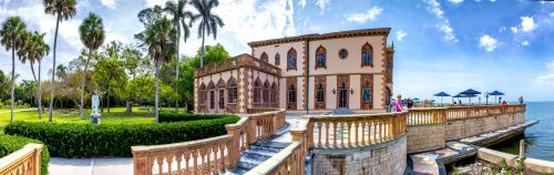 Ringling Mansion Jigsaw Puzzle