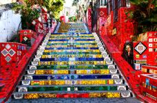 Rio Stairway