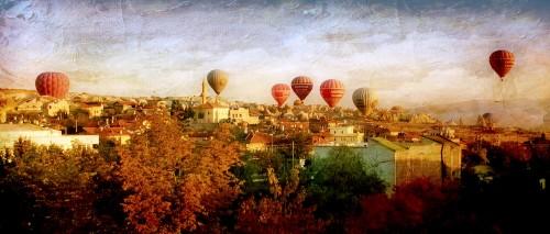 Rising Balloons Jigsaw Puzzle
