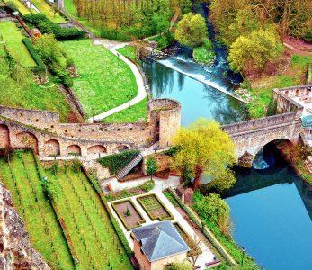 River Alzette Jigsaw Puzzle