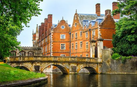 River Cam Jigsaw Puzzle