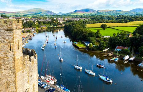River Seiont Jigsaw Puzzle