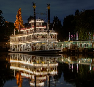 Riverboat Jigsaw Puzzle