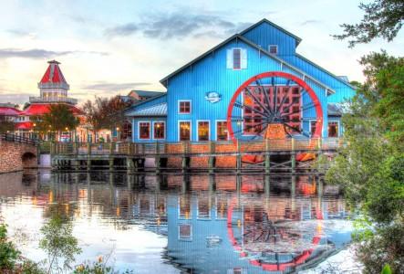 Riverside Mill Jigsaw Puzzle