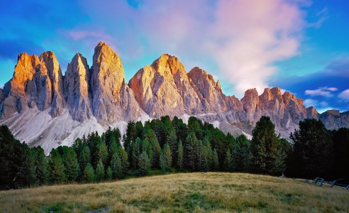 Rock Mountains Jigsaw Puzzle