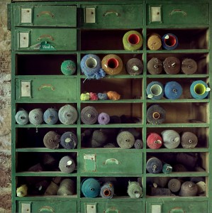 Rolls of Wool Jigsaw Puzzle