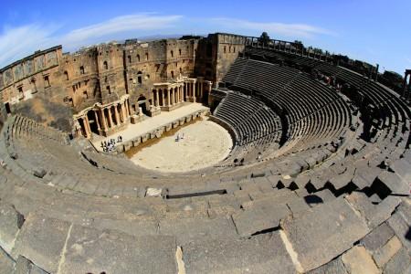 Roman Amphitheater Jigsaw Puzzle