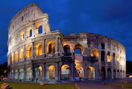 Roman Coliseum Jigsaw Puzzle
