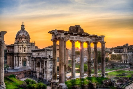 Roman Forum Jigsaw Puzzle