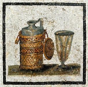 Roman Mosaic Jigsaw Puzzle