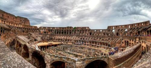 Rome's Coliseum Jigsaw Puzzle